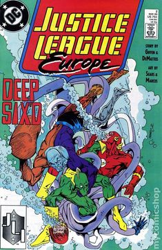 Justice League Europe (1989) 2