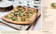 Miele Summer Recipe: Pizza Bianca (White Pizza)
