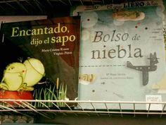 """""""Bolso de niebla"""" de Maria Rosa Serdio Gonzalez y Julio Antonio Blasco, en la Feria Internacional del Libro de Guadalajara, bien acompañado"""