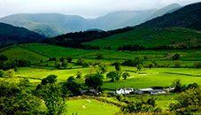 Grasmere Village (England, U.K.)
