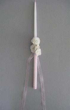 Simple Wedding Candle