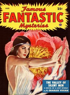 Famous Fantastic Mysteries