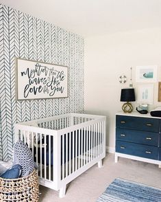 Although They Live In Upstate New York This Nursery Pays Homage To Dad S Hometown Of