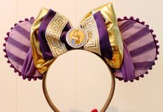 Hercules Megara Disney-inspired Mickey Ears by MillennialBoutique