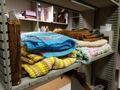 The Folger Library Lends Out Handmade Shawls to Chilly Readers http://www.atlasobscura.com/articles/folger-shakespeare-lending-library-of-shawls?utm_campaign=crowdfire&utm_content=crowdfire&utm_medium=social&utm_source=pinterest