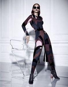 Rihanna for Dior Magazine Fall 2015 by Craig McDean  Photographer: Craig McDean  Hair: Yusef  Makeup: Peter Philips  Editorial Director: Fabien Baron