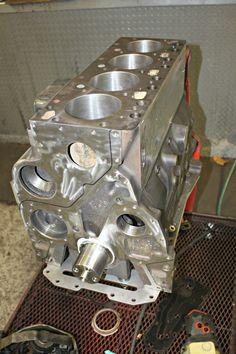 Cummins Diesel Engine: The 4BT