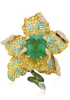 Alessio Boschi beauty bling jewelry fashion