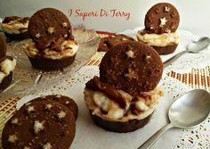 49 Pan Di Stella Pavesini Amaretti Ideas Desserts Food Nutella Mousse