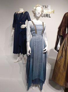 Alicia Vikander The Danish Girl Gerda Wegener costume
