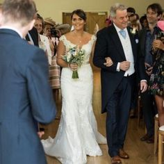 ** GORGEOUS real bride Hannah in her beautiful Stella York dress 😍 Thankyou for sending us photos - you look incredible! ** 💕👰🏻 Photography - @facesplacesphotography 📸