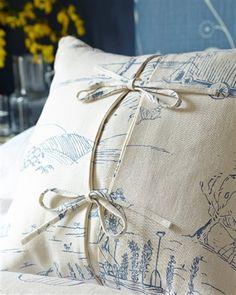 Florals Designer Cushions – Square, Rectangular Scatter Cushions & Throws - Vanessa Arbuthnott