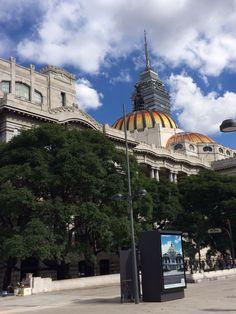 Centro Histórico DF (Bellas Artes-Torre Latino)
