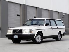 1986 Volvo 240 DL Wagon