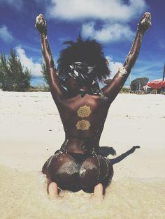melanin queens • kɑıℓıƗʘʘkuƗe •