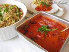 Delicious Recipe - Chicken Tikka Masala is a westernized Indian dish originating from Punjab. Succulent Tandoori Chicken cooked in creamy tomato onion cashew gravy with grilled veggies.