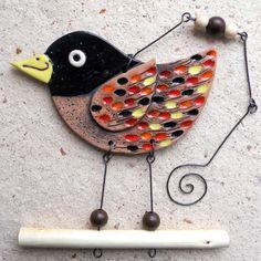 Kropenatý ptáček | Zobrazit plnou velikost fotografie