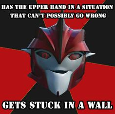 How could he win? transformers meme - Google Search