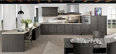 Кухня OPERA ARREDO3 CUCINE купить в Новосибирске. Милан мебель Италии.