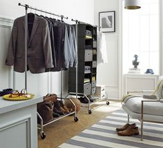 Clean Slate Closet Products: Put your best food forward I Crate and Barrel