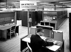 The IBM Stretch computer system