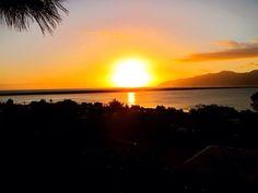 Lake ferry sunset by Finn