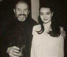 1979 Enrico Maria Salerno e Veronica Lario