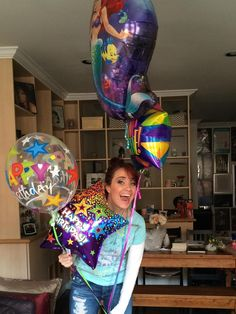 Sierra Boggess on her birthday: May 20th