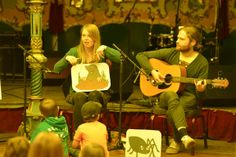 Musical Storytimes: Lunchtime Event