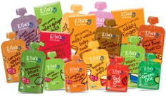 #WIN Ella's Kitchen prize pack (**HOLIDAY GIVEAWAY**) - US, 11/17