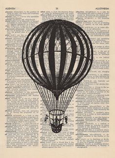 Old Fashioned Balloon
