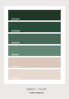 Hex Color Palette, Color Schemes Colour Palettes, Room Color Schemes, Room Colors, Color Combos, Taupe Colour, Rustic Color Palettes, Colours, Taupe Living Room
