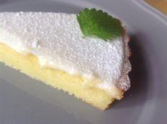 VÍKENDOVÉ PEČENÍ: Citronový koláč s ricottou a olivovým olejem