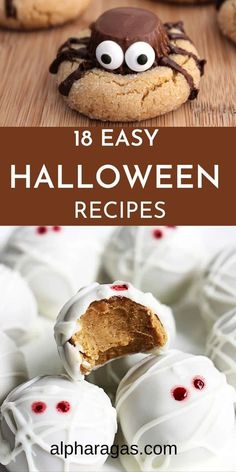 Halloween Snacks, Soirée Halloween, Halloween Cupcakes, Halloween Food Ideas For Kids, Halloween Party Recipes, Easy Halloween Desserts, Hallowen Treats, Halloween College, Halloween Costumes