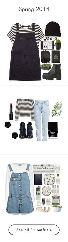 """""""Spring 2014"""" by amayaxo ❤ liked on Polyvore featuring Proenza Schouler, Margaret Howell, Globe, Will Leather Goods, Daniel Wellington, Mulberry, Smythson, Alice + Olivia, rag & bone and H&M"""