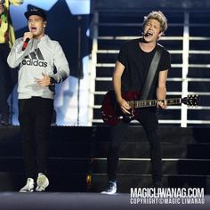 Niall & Liam // Manila, Philippines // 21.03.15
