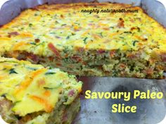 While doing the whole30 diet, I have been experimenting with quick and easy heat-up breakfasts. I am a HUGE fan of theZucchini slice and modified Read More »