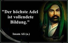 Imam Ali (a.) Die Pforte der Weisheit : 5.Predigt von Imam Ali (a.) – Rückweisung eines Tr...