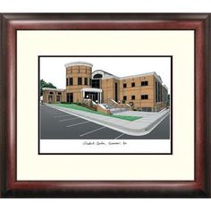 Campus Images Alumnus Lithograph Framed Photographic Print NCAA Team: Kennesaw State Owls