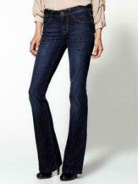 best fashion style for an hour glass figure | Best Jeans for an Hourglass Figure