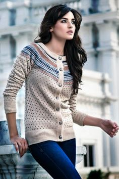 Girls Sweater Collection by Zeen