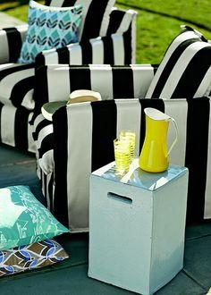 Spend summer in a Sundial Chair. #serenaandlily