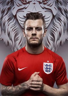 Nike Football England Kit Launch by ILOVEDUST, via Behance