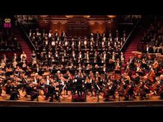 This symphony was unbelievable!  Gustav Mahler's Symphony No. 2 in C Minor, Auferstehen (Resurrection) - May 4, 2012