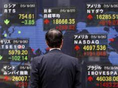 Bolsas asiáticas fecham majoritariamente em baixa com petróleo fraco e após BoJ