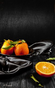 Naranjas de postre by Frabisa, via Flickr