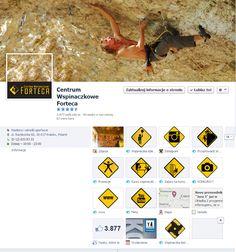 FanPage Centrum Wspinaczkowe Forteca www.cwf.pl