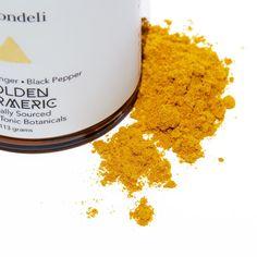 Moondeli Golden Turmeric Ginger Black Pepper
