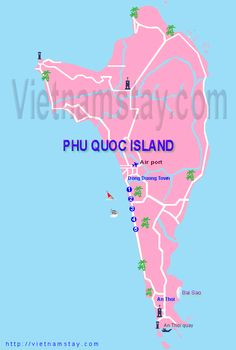 phu quoc in pink