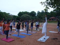 International Yoga Day Celebrations at Ham. Source: India in Sri Lanka ,Consulate General of India, Hamban